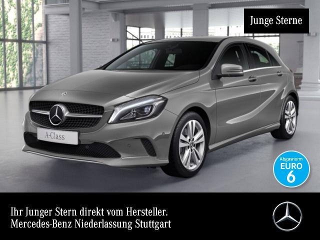 Mercedes-Benz A 200 d Urban Distr. LED Navi Spurhalt-Ass SpurPak, Jahr 2017, Diesel