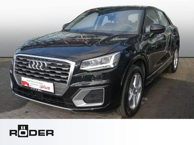 Audi Q2 Sport 30 TFSI LED Navi AHK SHZ, Jahr 2020, Benzin