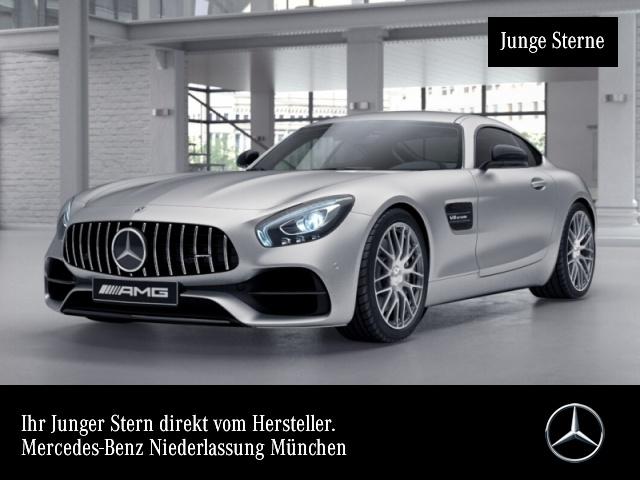 Mercedes-Benz AMG GT PerfSitze+AbGas Dynamic Plus Night Carbon, Jahr 2017, Benzin