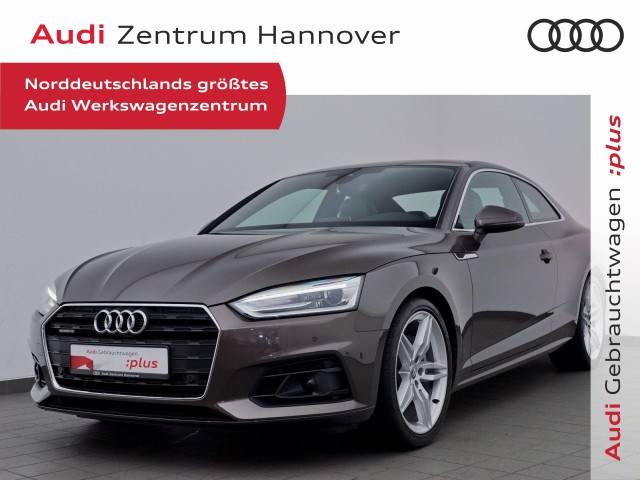 Audi A5 Coupé 2.0 TDI quattro S-tronic Virtual+Kamera+Navi, Jahr 2017, Diesel