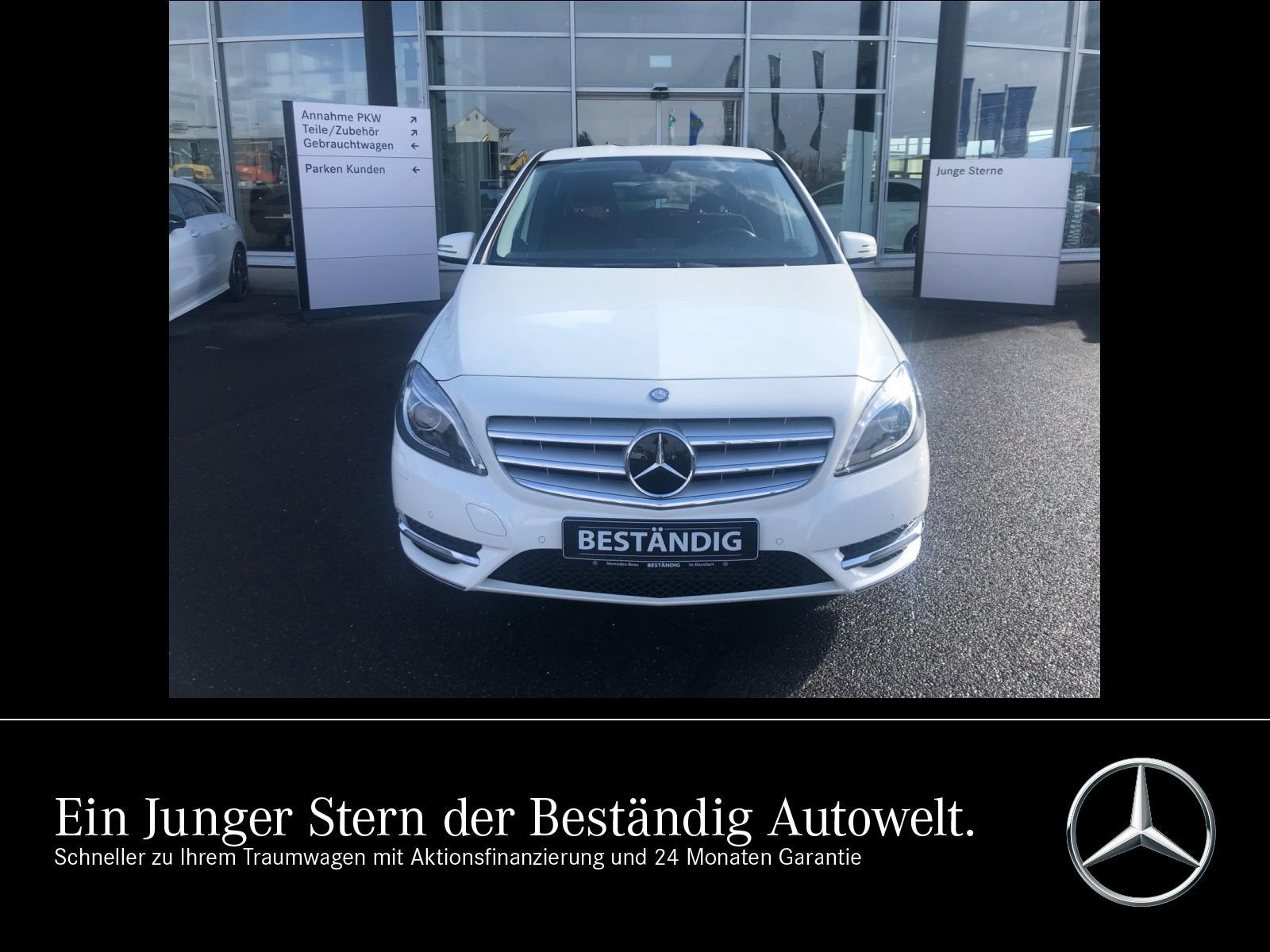 Mercedes-Benz B 180 CDI DPF XENON+NAVI+SHZ+MEMORY+AHK Autom., Jahr 2014, Diesel