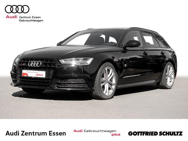Audi S6 Avant 4.0 TFSI quattro S-tronic LED NAV SHZ PDC, Jahr 2018, Benzin