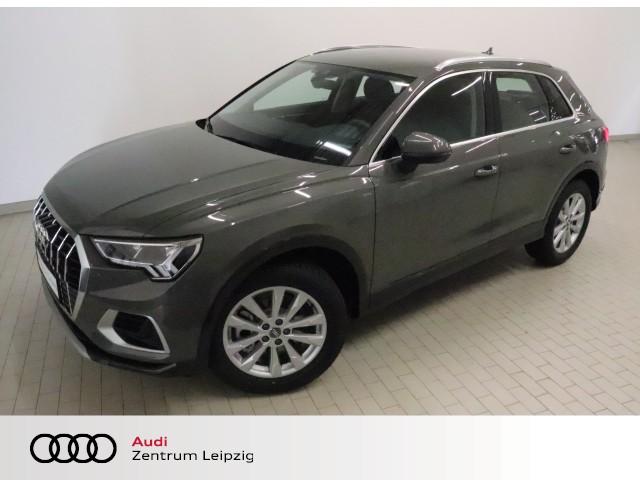 Audi Q3 40 TFSI quattro advanced S-tronic *LED*AHK*, Jahr 2020, Benzin