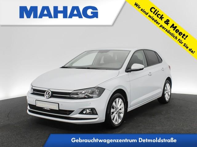 Volkswagen Polo 1.6 TDI Highline Sitzhz. ParkPilot FrontAssist 16Zoll 5-Gang, Jahr 2018, Diesel