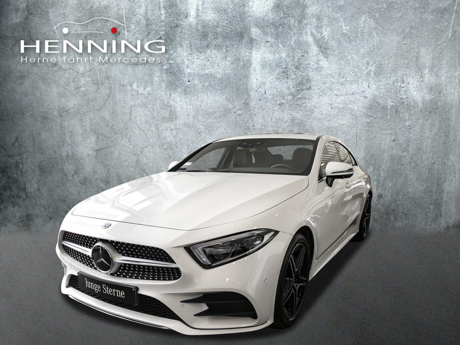 Mercedes-Benz CLS 450 4M AMG AirBody Memory 360 Wide MultiBeam, Jahr 2019, Benzin