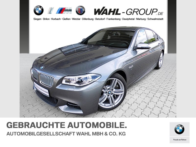 BMW M550d xDrive M-Sport | LED Navi DAB PDC, Jahr 2015, Diesel