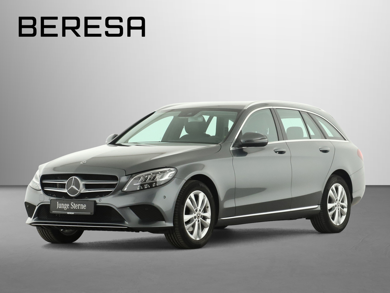 Mercedes-Benz C 200 T Avantgarde Spur-P. LED Memory Kamera, Jahr 2020, Benzin