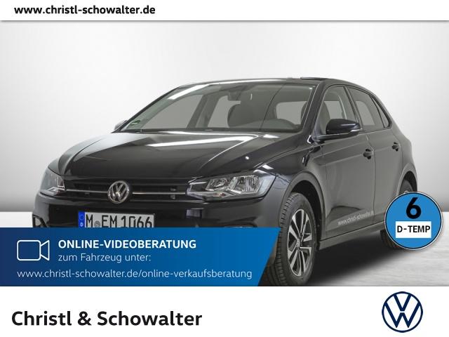 Volkswagen Polo UNITED 1.0 TSI Navi Climatronic Bluetooth, Jahr 2020, Benzin