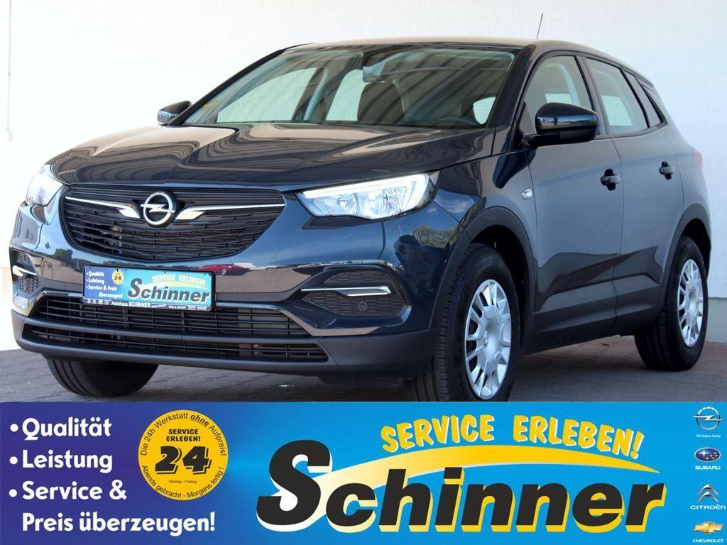 Opel Grandland X 1.2 Start/Stop Selection, Jahr 2019, Benzin