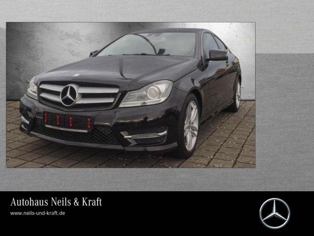 Mercedes-Benz C 250 CDI Coupé AMG+BI XENON ILS+PARKTRONIC+NAVI, Jahr 2013, Diesel