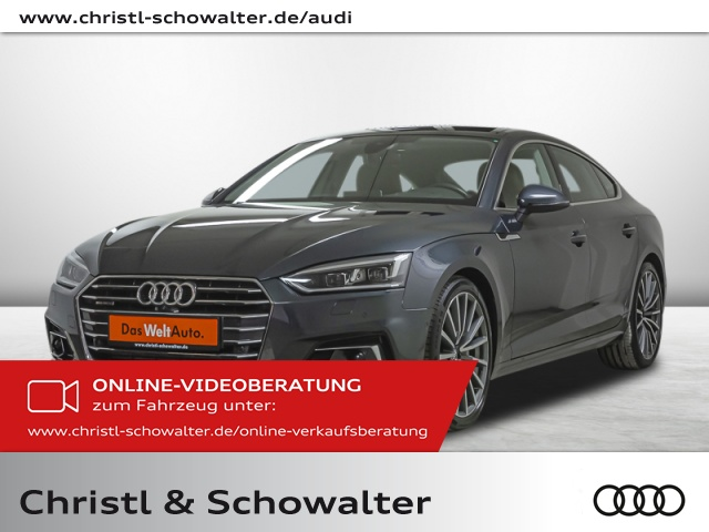 Audi A5 Sportback design 3.0 TDI quattro Tiptronic Navi, Jahr 2017, Diesel
