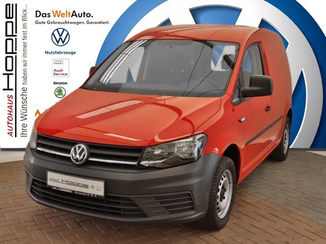 Volkswagen Caddy Kasten 1.2 TSI ab 0,00% AHK*GJR*1-HAND*, Jahr 2016, Benzin