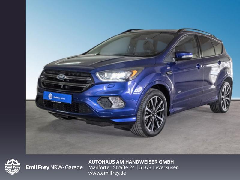 Ford Kuga ST-Line 2.0 TDCi 4x4 AHK, Navi, Xenon, Jahr 2017, Diesel