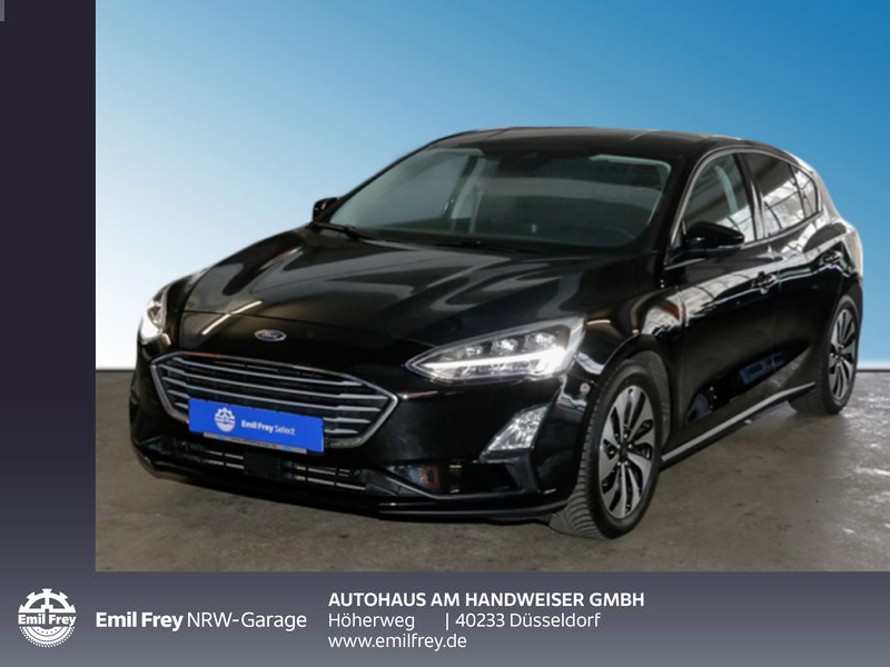 Ford Focus 1.0 EcoBoost COOL&CONNECT LED, Jahr 2019, Benzin