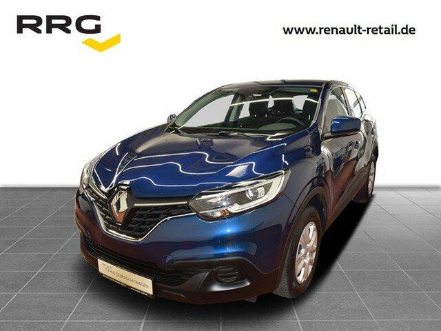 Renault KADJAR 1.2 TCE 130 LIFE SUV, Jahr 2018, Benzin