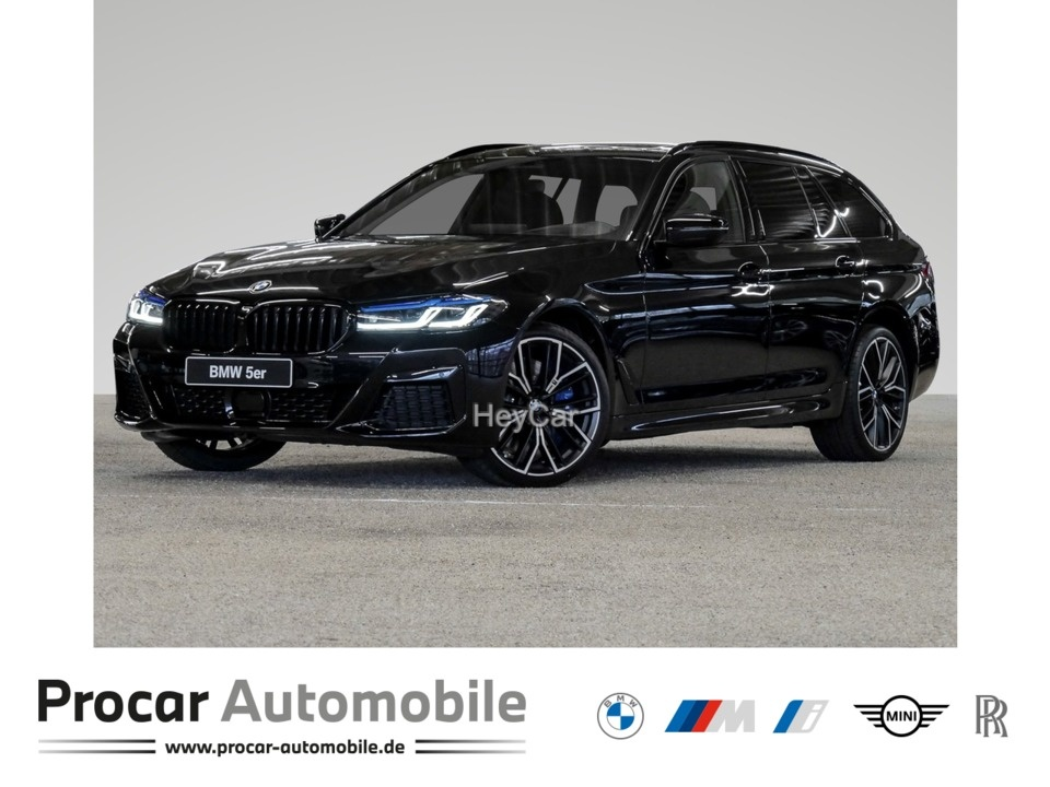 BMW 530d xDrive Touring M Sportpaket Innovationsp., Jahr 2021, Diesel