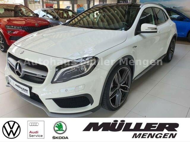 Mercedes-Benz GLA -Klasse GLA 45 AMG 4Matic Comand Online, Jahr 2016, Benzin