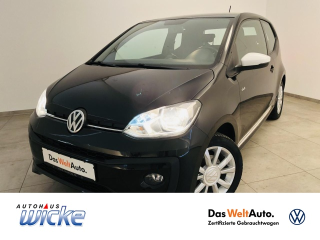 Volkswagen up! 1.0 club up! Bluetooth Klima Sitzhzg., Jahr 2017, Benzin