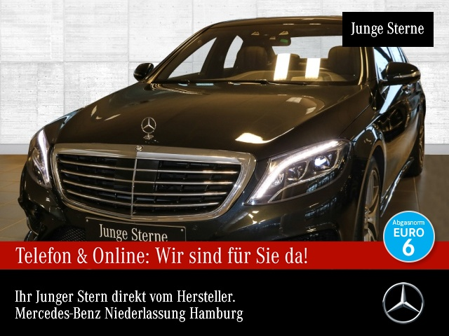 Mercedes-Benz S 350 d 4M AMG Fahrass 360° Airmat Stdhzg Pano, Jahr 2016, Diesel