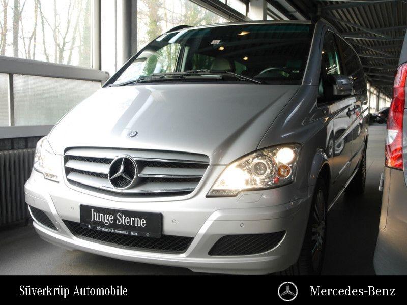 Mercedes-Benz Viano 3.0 CDI Ambiente Edition COMAND/Leder/Xeno, Jahr 2013, diesel