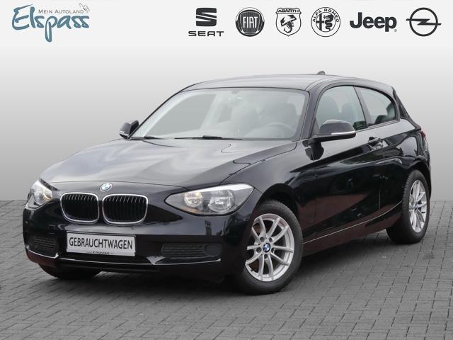 BMW 116 i KEYLESS SITZHZG PDC BLUET KIMA ALU, Jahr 2013, Benzin