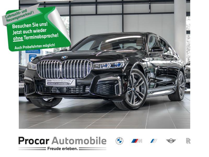 BMW 745e Plug-In-Hybrid M Sportpaket Laser HUD Soft-Close Driving Assistant, Jahr 2020, Hybrid