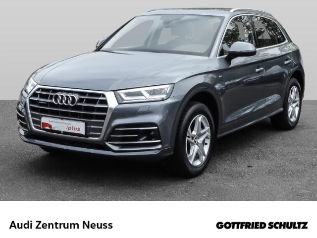 Audi Q5 2.0 TFSI quattro S-tronic LED NAVIGATION Quattro Design, Jahr 2018, Benzin
