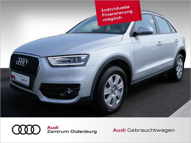 Audi Q3 2.0 TDI Xenon APS+ Klimaautomatik Bluetooth, Jahr 2013, Diesel