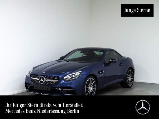 Mercedes-Benz SLC 43 AMG Carbon Pano ILS COMAND Airsc. Memory, Jahr 2020, Benzin