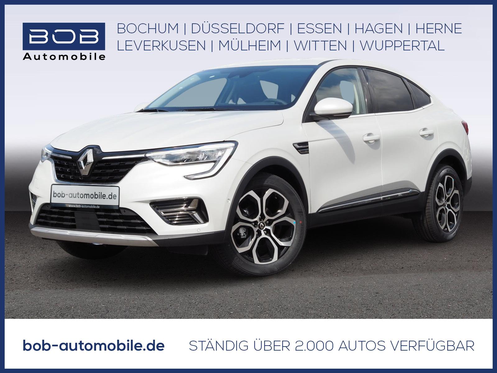 Renault Arkana INTENS TCe 140 EDC Winter-P. City-P., Jahr 2021, Benzin