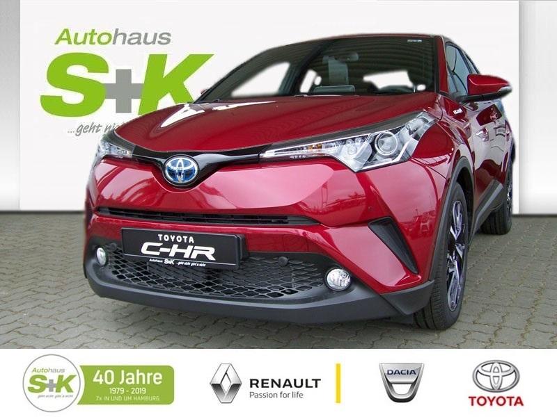 Toyota C-HR Hybrid Club, Jahr 2019, hybrid