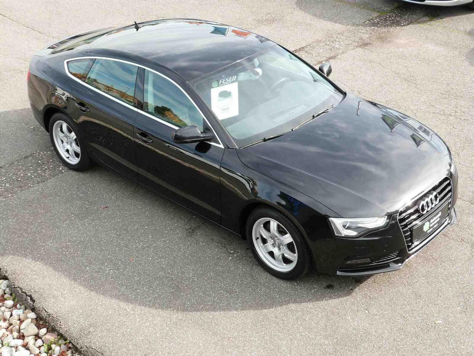 Audi A5 Sportback 2.0 TFSI NAVI XENON SHZ PDC SOUND, Jahr 2014, Benzin