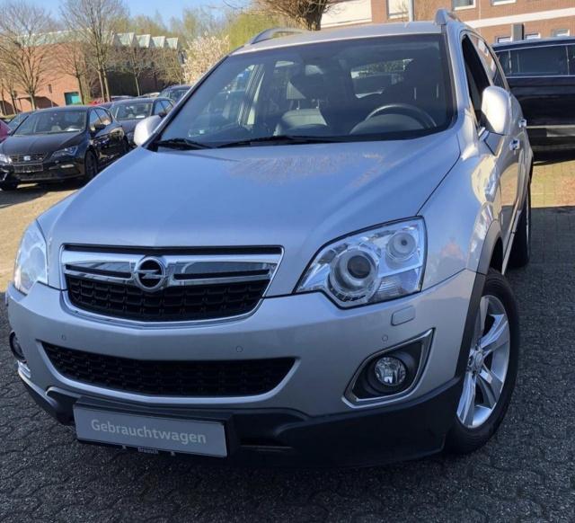 Opel Antara Cosmo 2.2 CDTI 4x4, Jahr 2014, Diesel