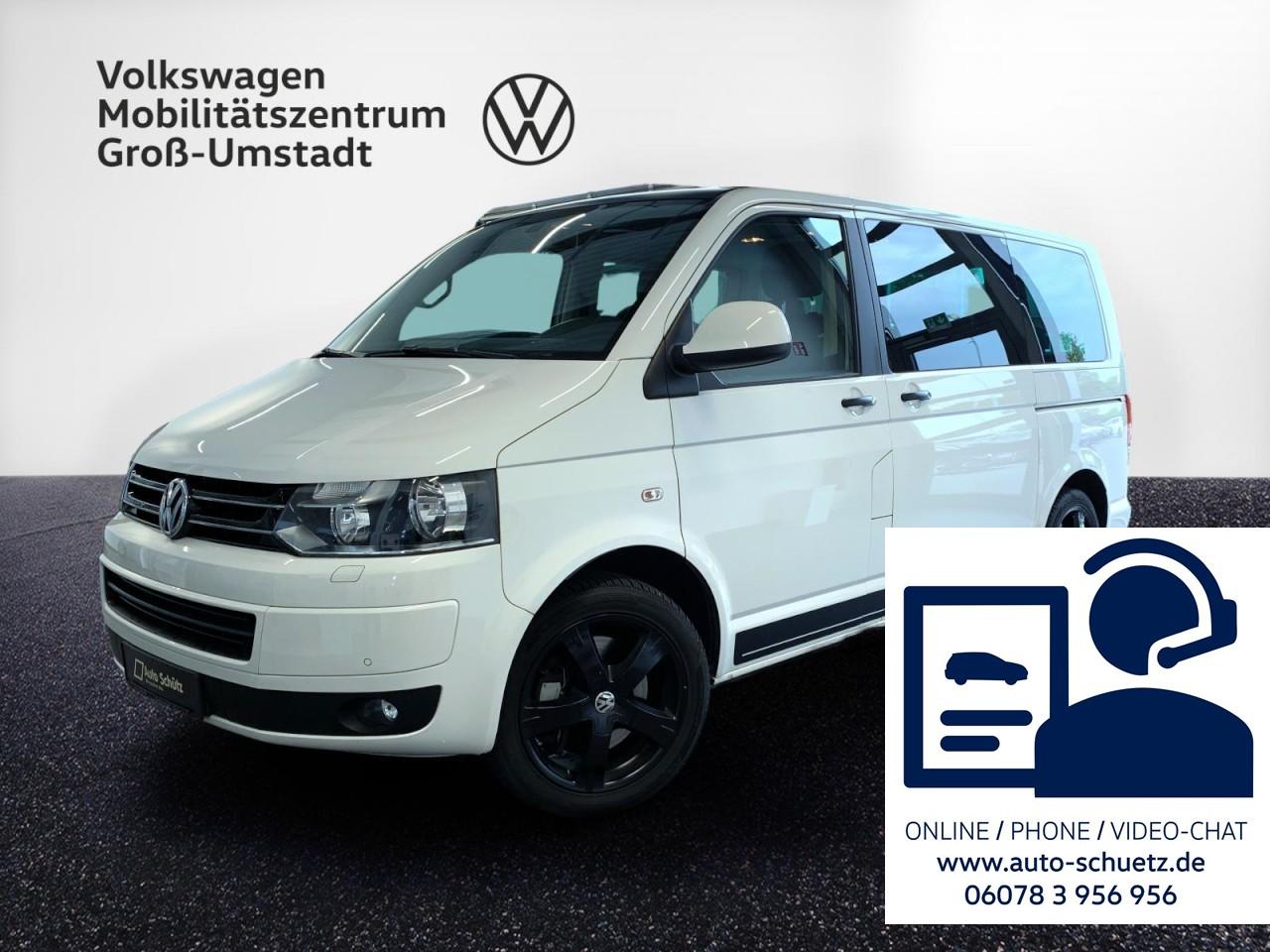 Volkswagen T5 Multivan Edition+25+4Motion+2.0l+BiTDI Klima, Jahr 2014, Diesel