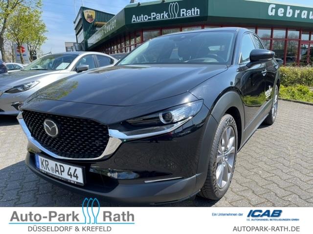Mazda CX-30 G 2.0 122PS SELECTION*Voll-LED*ACAA*Navi*Rückfahrkamera*, Jahr 2021, Benzin