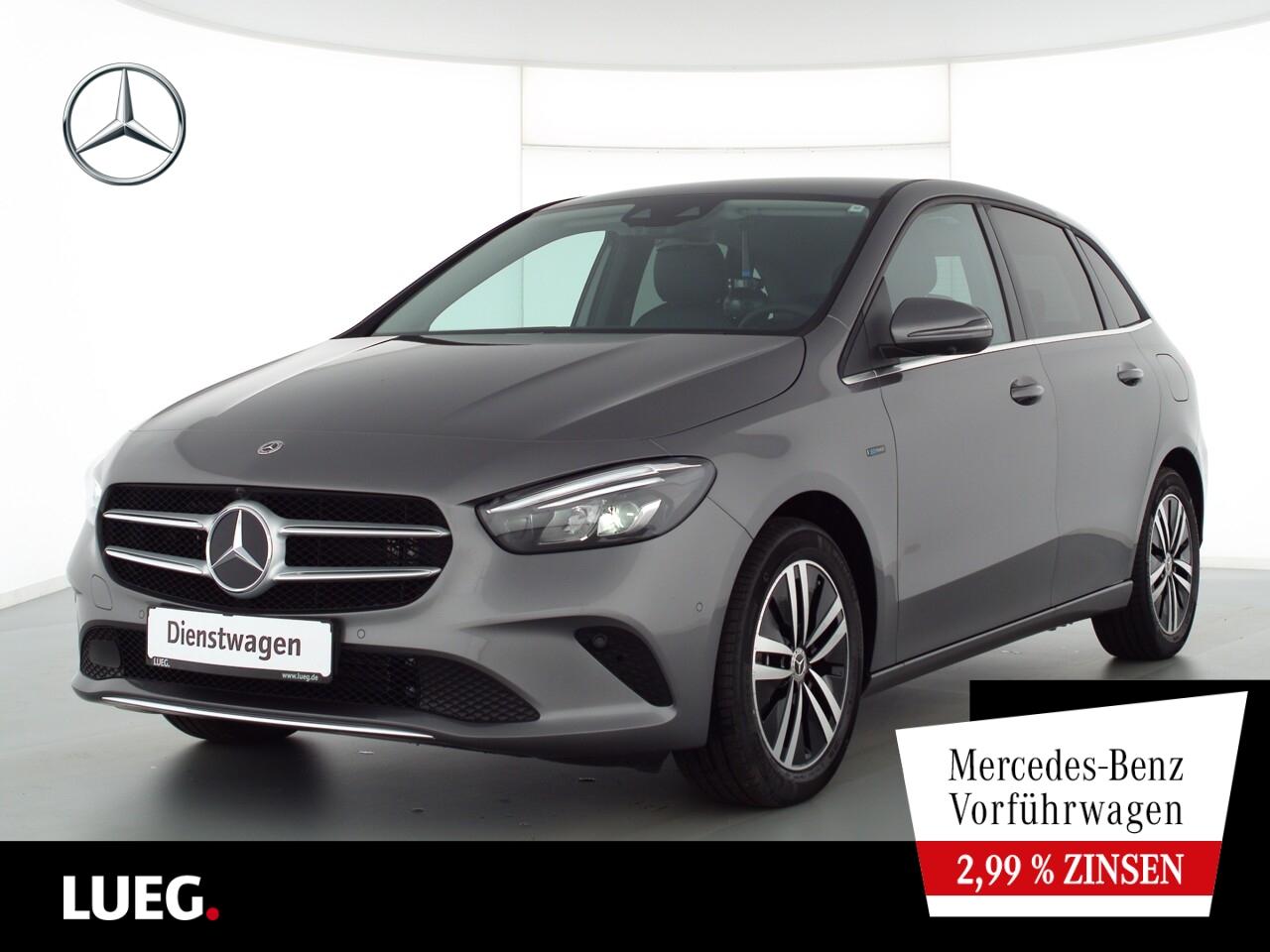 Mercedes-Benz B 250 e STYLE+AHK+MEMORY+360°+TOTW+MBUX-HIGH-END, Jahr 2021, Hybrid