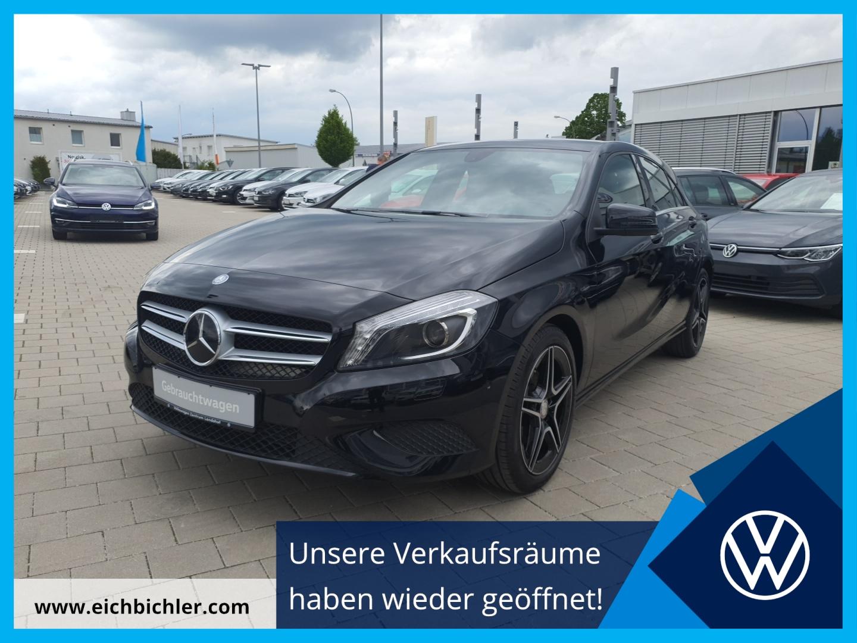 Mercedes-Benz A 200 Urban BlueEfficiency Teilleder Navi Xenon, Jahr 2014, Benzin
