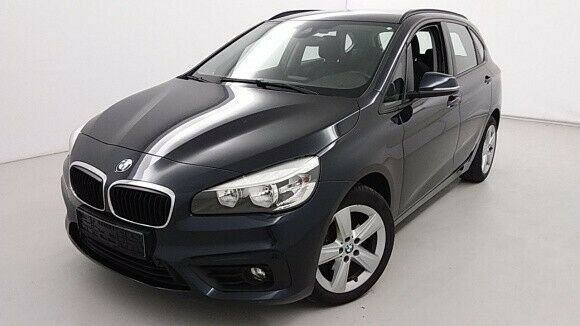 "BMW 218 AT NAVI SHZ PDC MFL BT CD 17""ALU Apple, Jahr 2017, Benzin"