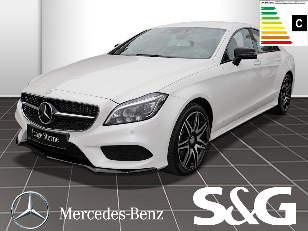 Mercedes-Benz CLS 400 AMG-Line Airmatic/Navi/Distronic/Standhz, Jahr 2016, Benzin