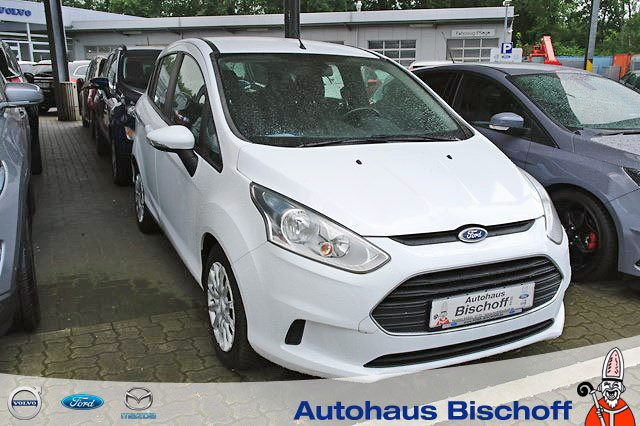 Ford B-MAX 1.0 EcoBoost SYNC Edition, Jahr 2013, Benzin