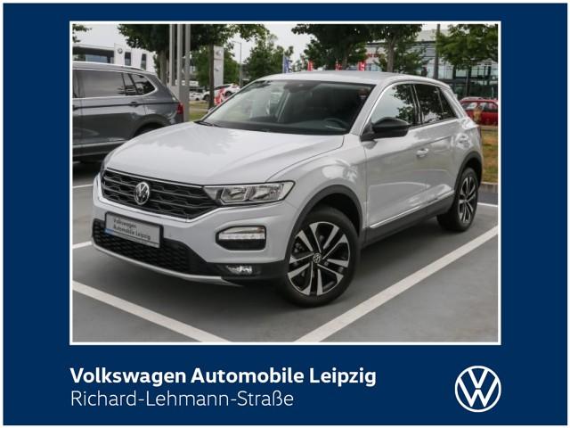 """Volkswagen T-Roc """"UNITED"""" 1.5 TSI OPF *Navi*DAB*Lane Assist*, Jahr 2020, petrol"""
