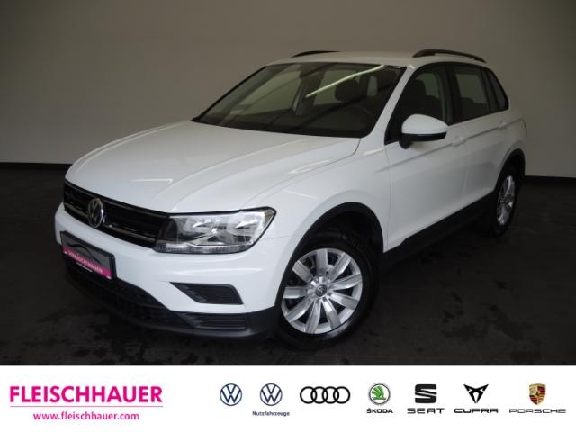 Volkswagen Tiguan Trendline 1.5 TSI BMT EU6d-Temp, Jahr 2019, Benzin