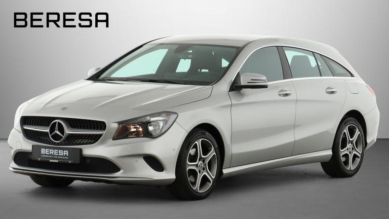 Mercedes-Benz CLA 200 d SB Navi Einpar-Ass. Sitzheiz. Tempomat, Jahr 2018, Diesel