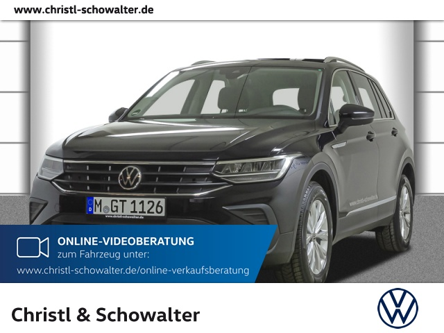Volkswagen Tiguan Life 1.5 TSI OPF Navi Bluetooth LED Klima, Jahr 2020, Benzin