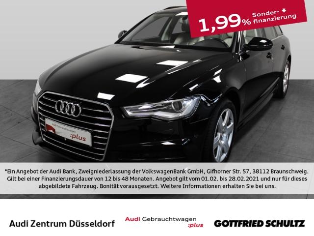 Audi A6 Avant 2.0 TDI Ultra 6-Gang, Jahr 2017, Diesel