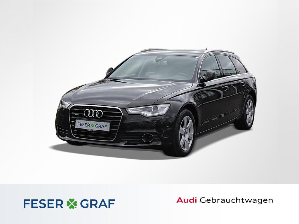 Audi A6 Av 3.0TDI qu./Standhzg/ACC/Xenon/Navi+/Kamera, Jahr 2014, Diesel