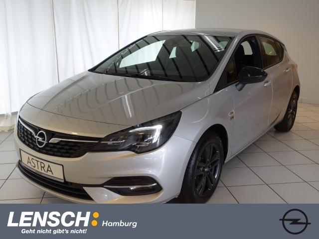 Opel Astra K 5türig 2020 Start Stop 1.2 Turbo EU6d, Jahr 2020, Benzin