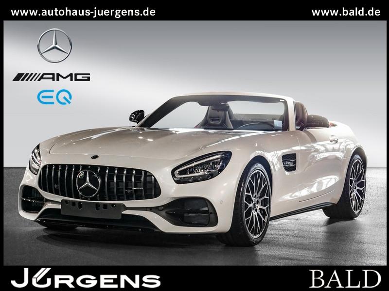 Mercedes-Benz AMG GT Roadster 20/Comand/Night/Burm/Perform, Jahr 2019, Benzin