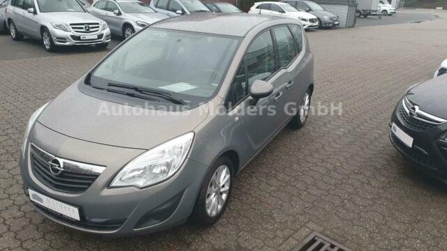 Opel Meriva 1.4 *Garantie*Klima*AHK*90 mtl., Jahr 2013, Benzin
