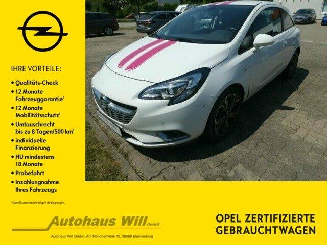 Opel Corsa E Innovation 150 PS mit Xenon, Jahr 2015, Benzin